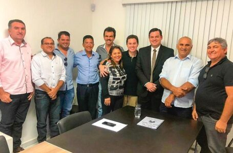Senador Veneziano atende pedidos do deputado Taciano Diniz e garante recursos para a saúde de municípios do sertão paraibano