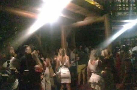 VÍDEO : Polícia acaba festa com 400 pessoas na casa de Elba Ramalho em Trancoso