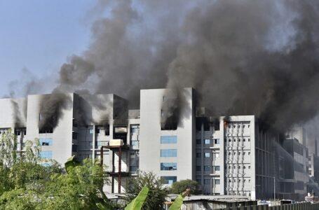 Incêndio atinge prédio do Instituto Serum, que fabrica vacinas contra Covid-19 na Índia