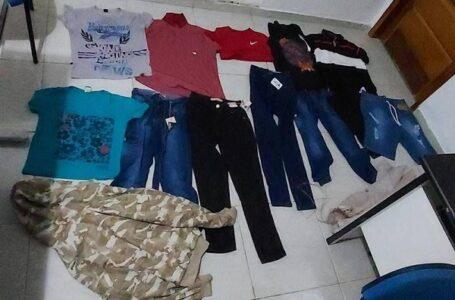 ITAPORANGA: Suspeitos furtam mercadorias de loja, mas são detidos pela Polícia Civil