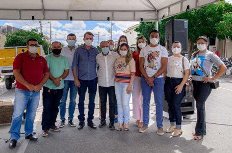 A Primeira cidade no Sertão da paraíba, São José de Piranhas Lança Agendamento Para Vacinação