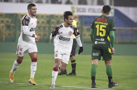LIBERTADORES: Palmeiras e Flamengo vencem fora e se aproximam das quartas de final