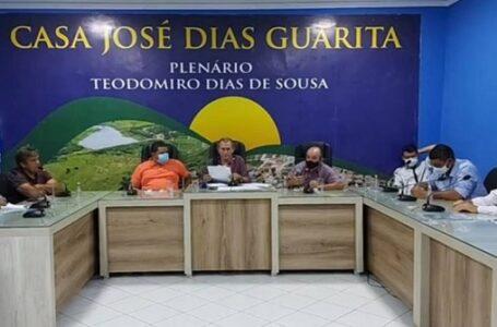 Chapa inteira com nove vereadores é cassada em cidade do sertão da paraíba