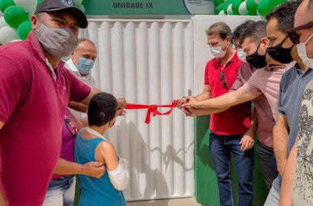 Prefeitura de São José de Piranhas inaugura sede da Unidade Âncora de saúde do Sítio Braga