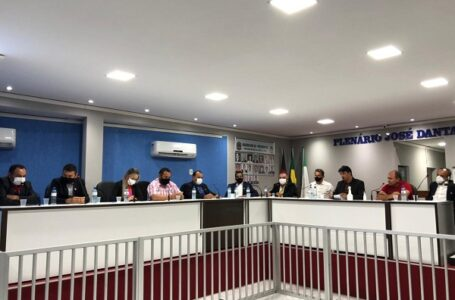 Em sessão extraordinária prefeito em exercício e vereadores de São José de Piranhas aprovam projeto para casa de apoio na capital