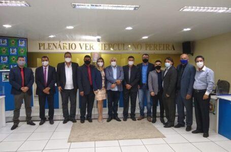 Câmara Municipal de Itaporanga retorna as atividades nesta Quinta -Feira (22)