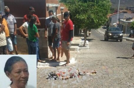 Mulher é assassinada por desconhecidos em Centro de cidade no sertão paraibano