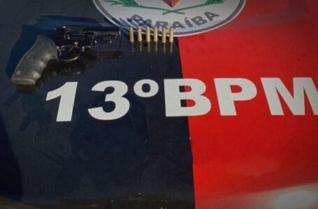 OPERAÇÃO CONJUNTA ENTRE AS POLÍCIAS MILITAR E CIVIL CUMPREM DOIS MANDADOS DE PRISÕES E APREENDEM ARMA DE FOGO NA CIDADE DE ITAPORANGA