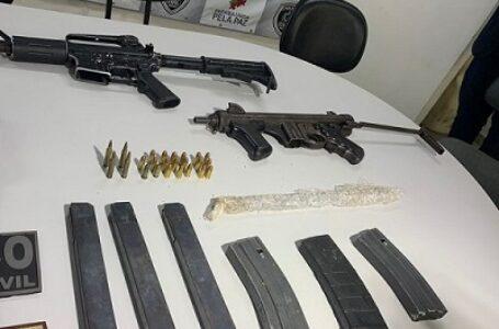 Polícia prende organização criminosa suspeita de roubos a bancos e carros-fortes na PB