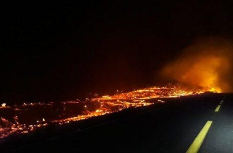 Incêndio devasta mata e leva perigo a agricultores em cidade no vale do piancó