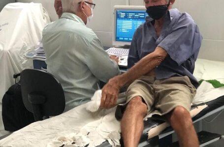 Prefeitura de São José de Piranhas realiza durante o dia de hoje(15) Mutirão de Ultrassonografias de Próstata