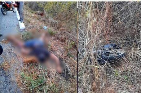 Jovem morre vítima de acidente de moto, entre Ibiara e Diamante