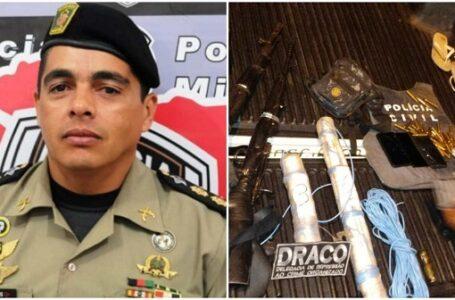 VÍDEO: Coronel Campos Fala da Operação  Cidade Segura Realizada em Itaporanga
